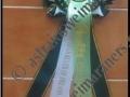 Crufts qualification rosette frame